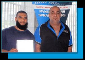reflex panelbeaters & spraypainters staff